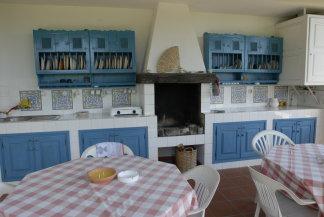 Sommerküche Essen Und Trinken : Sommerküche mit grillen genießen feiern in portugal